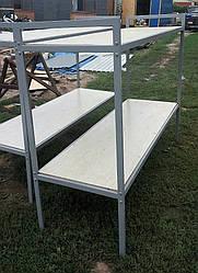 Аренда двухъярусных кроватей для бытовки