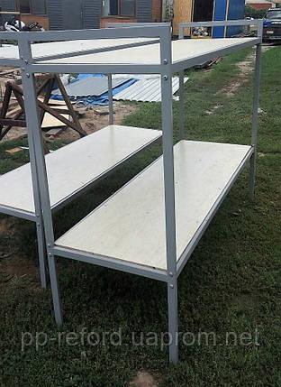 Аренда двухъярусных кроватей для бытовки, фото 2