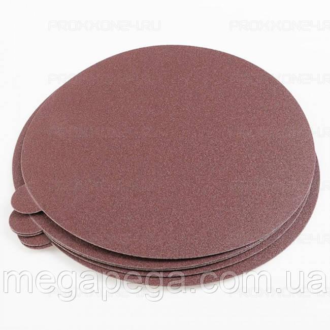 PROXXON 28970, Самоклеящиеся корундовые шлифовальные круги для TSG 250/Е, зерно 80, 5 шт.