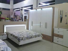 """Кровать с подсветкой """"Верона"""" TM Embawood, фото 3"""