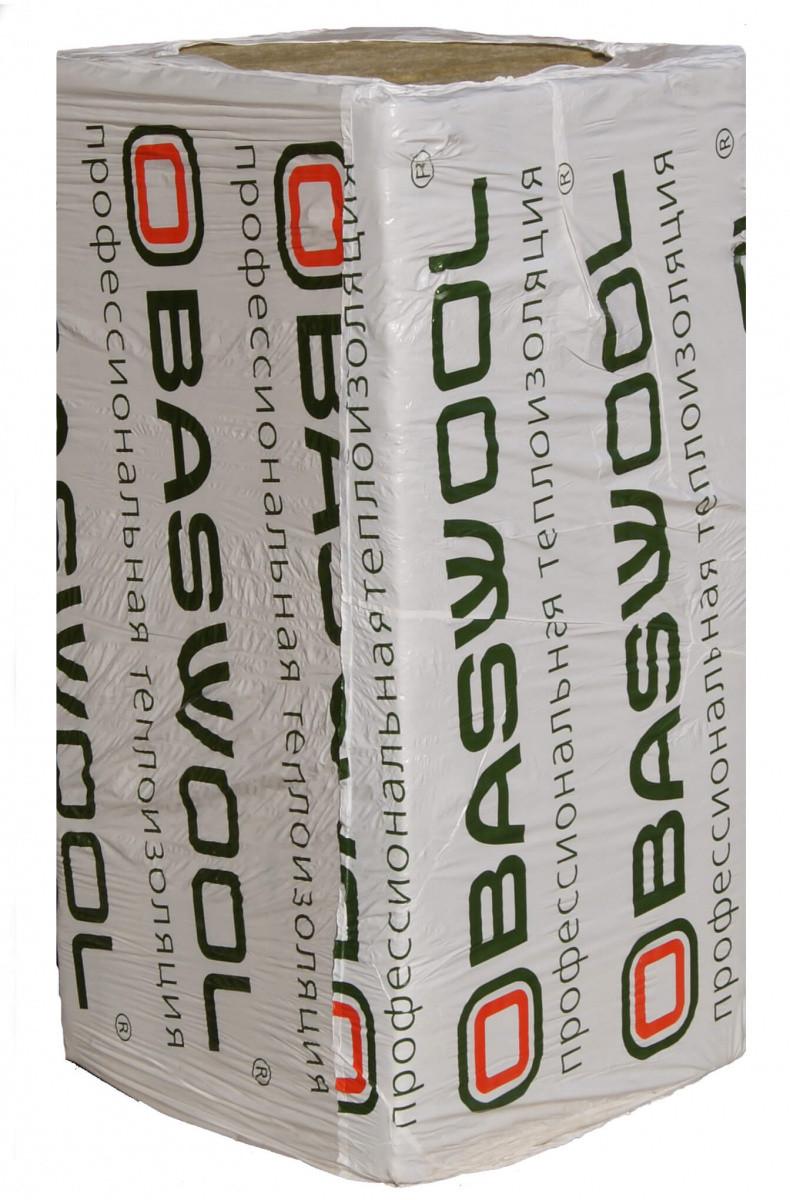 Плити мінераловатні BASWOOL ФАСАД 110 1200х600х100 (2,16м.кв)