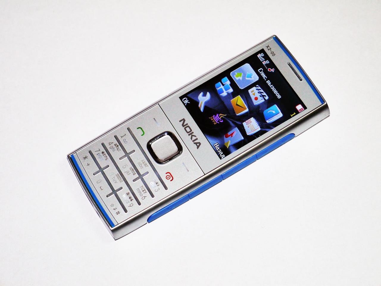 Nokia X2 00 Fm Bt 429