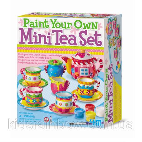 Набор для творчества Чайный сервиз