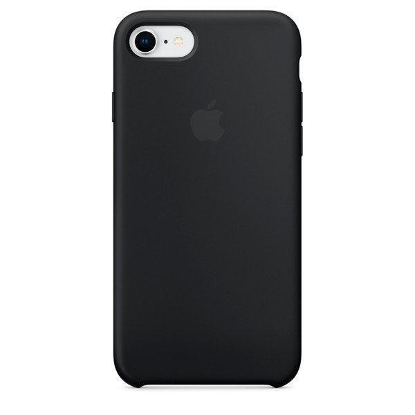 """Накладка iPhone 7/8 """"Original Case"""" Черная"""