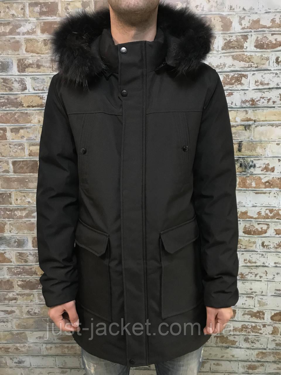 Зимняя мужская куртка 6011  продажа 4f1d1fd066a81