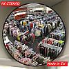 Сферическое зеркало для помещения К 500