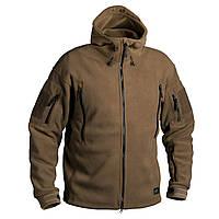 Флисовая куртка демисезонная Helikon-Tex® Patriot (coyote)