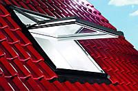 Вікно мансардне Designo WDF R75 K W WD AL 07/16