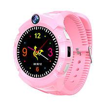 Дитячі розумні годинник з GPS трекером S-02