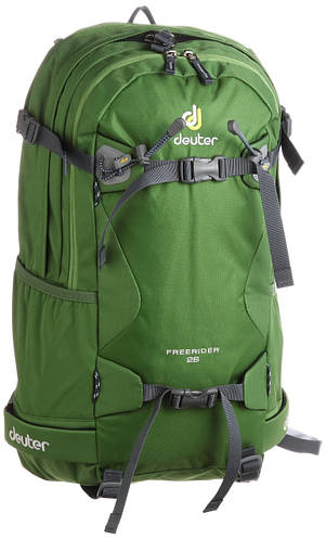 Женский стильный рюкзак на 26 л. ACT FREERIDER 26 SL, 33512 2009 зеленый