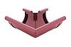 Кут Profil зовнішній 130 червоний Z 90°