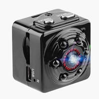 Мини камера SQ9 DV1080P с ИК светодиодами