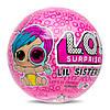 Кукла Лол Сестричка Декодер 4 сезон Секретные меседжи Оригинал 552147 (L.O.L. Surprise Sisters S4)