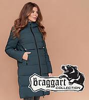 Braggart Simply 1933 | Зимняя женская куртка бирюза