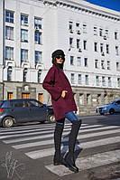 Кашемировое женское пальто оверсайз 6002129, фото 1
