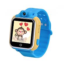 Дитячі розумні годинник з GPS трекером TD-07 (Q20) Blue