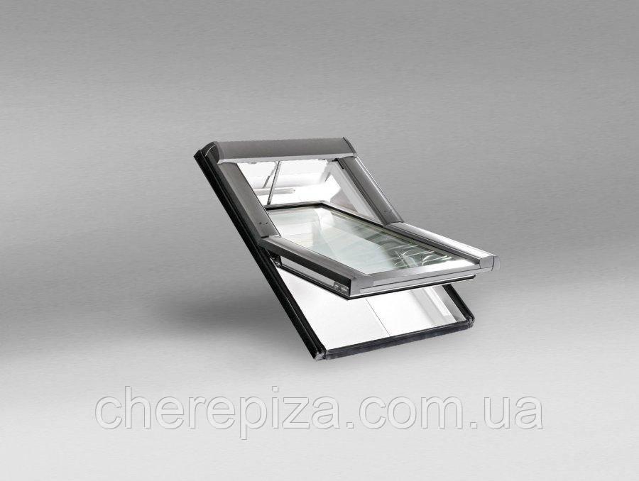 Вікно мансардне Designo WDT R69 P K W WD  AL 06/14 E