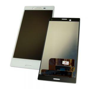 Дисплей для Sony F5321 Xperia X Compact с тачскрином белый Оригинал