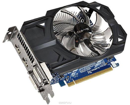 Gigabyte GeForce GTX750   1Gb DDR5 Б/У   Полностью рабочая!