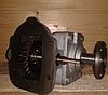 Коробка отбора мощности ГАЗ-53, САЗ /фланцевое/ сдвоенная шестерня (4-х КПП) ГАЗ 3507(53)