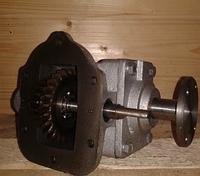 Коробка отбора мощности ГАЗ-53, САЗ /фланцевое/ сдвоенная шестерня (4-х КПП) ГАЗ 3507(53), фото 1