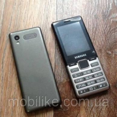 """Мобильный телефон Samsung D3 2 Sim TFT 2.6"""" Громкий динамик!"""