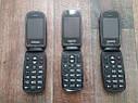 Мобильный телефон Samsung Care Flip 2 SIM/ C кнопкую SOS /Бабушкофон, фото 2