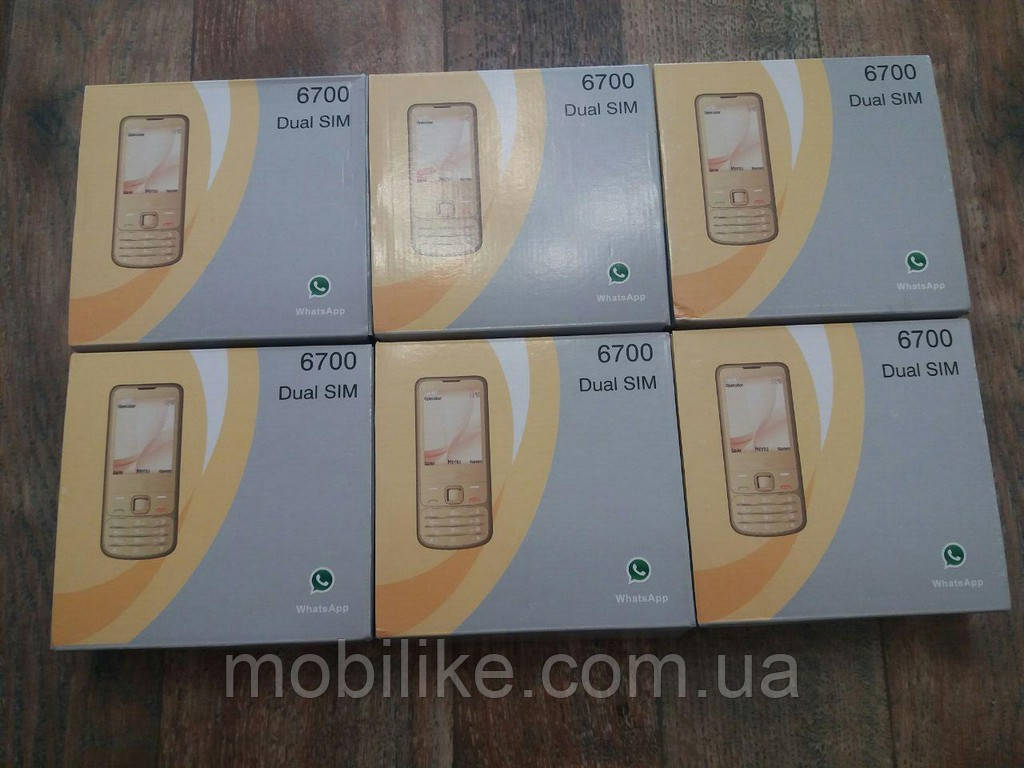 0df67b765a4da Кнопочный телефон Nokia 6700 DualSim Корпус из металла!, цена 1 299 грн.,  купить в Днепре — Prom.ua (ID#792116090)