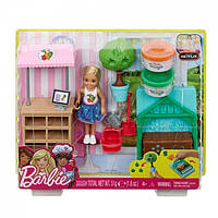 Набор игровой Barbie Овощной сад Челси FRH75