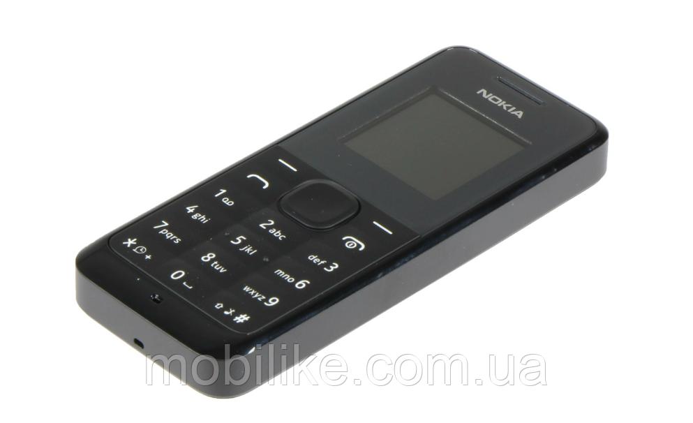 Кнопочный телефон Nokia 105 + Фонарик + Блютуз