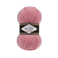 Пряжа Лана голд Lanagold Alize, № 265, персик