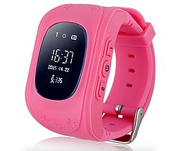 Дитячі розумні годинник з GPS трекером GW300 (Q50) Red