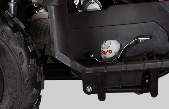 Kayo AU110 Мотор