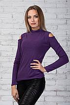 """Гольфик """"Missi"""" (модель 003) цвет сирень, фото 3"""