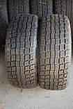 Шины б/у 225/50 R16 Michelin ЗИМА, 8 мм, пара, фото 2