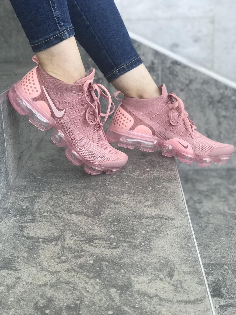 Кроссовки NIKE  Vapor MAX,  женские кроссовки. ТОП качество!!! Реплика