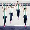 Резиновая петля (на 11-36 кг) для подтягиваний и занятий спортом, U-Powex латекс 100%, фото 4