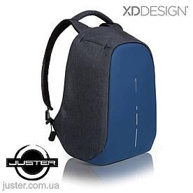 Рюкзак Bobby compact оригинал для ноутбука 14 от XD Design (P705.535) синий