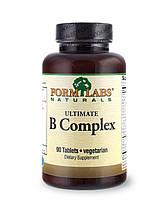 Вітаміни групи B (Ultimate B-Complex) від FormLabs Naturals (90 капсул)
