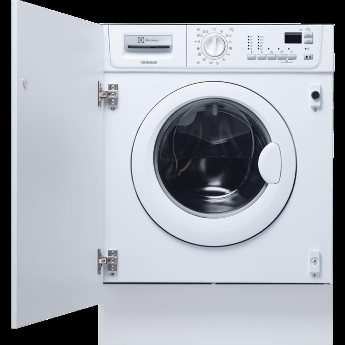 Стирально-сушильный Автомат Встраиваемый Electrolux EWX147410W — в ... 91a71ccc6b050