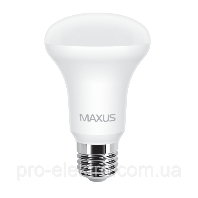 LED лампа Maxus R63 7W яркий свет E27 (1-LED-556)
