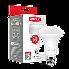 LED лампа Maxus R63 7W яркий свет E27 (1-LED-556), фото 2