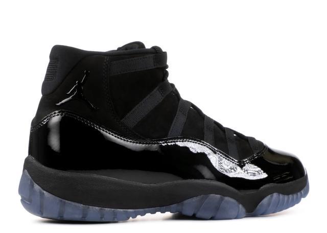 Кроссовки Air Jordan XI Black Cap And Gown фото