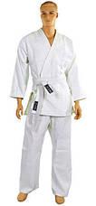 Кимоно для дзюдо Matsa белое 450 г/м2 MA-0013, фото 2