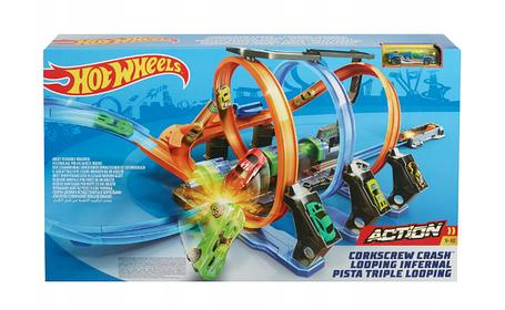 Трек Hot Wheels ACTION AUTO FTB65, фото 2