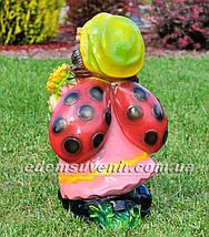 Садовая фигура Майя, фото 3