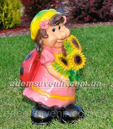 Садовая фигура Майя, фото 2