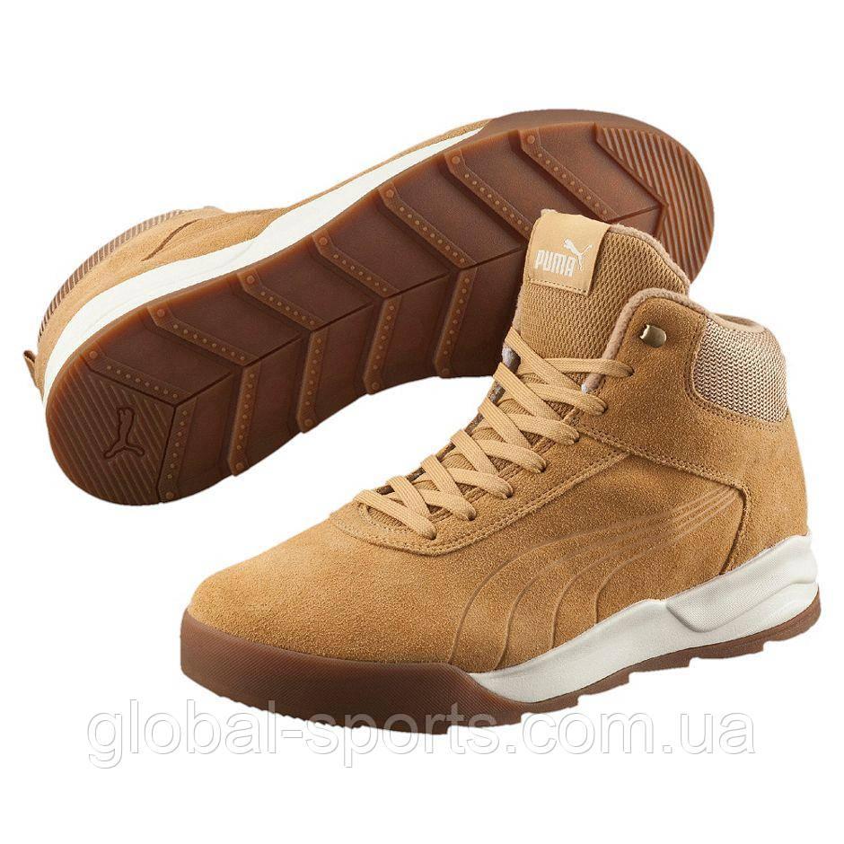2b8f42b8159b Мужские зимние ботинки Puma Disierto Sneaker (Артикул  36122001), ...