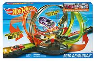 Трек Hot Wheels Roto Revolution FDF26