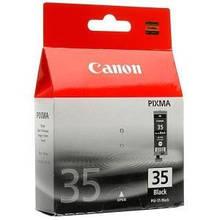Картридж Canon для Pixma iP100 PGI-35Bk Black (1509B001)